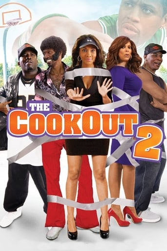 Poster of The Cookout 2