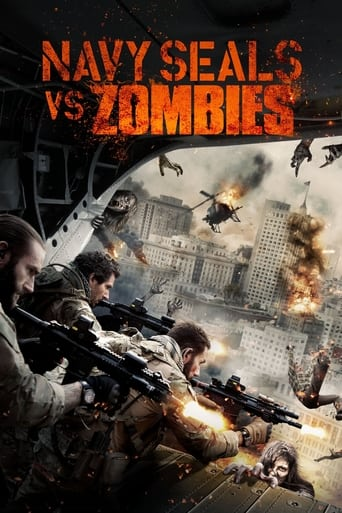 Poster of Navy Seals vs. Zombies