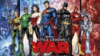 La Ligue des justiciers : Guerre