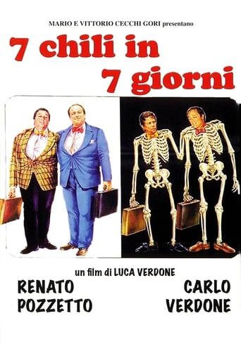 Poster of 7 Kilos in 7 Days