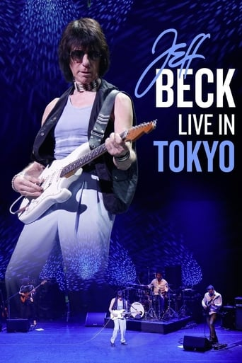 Poster of Jeff Beck : Live in Tokyo