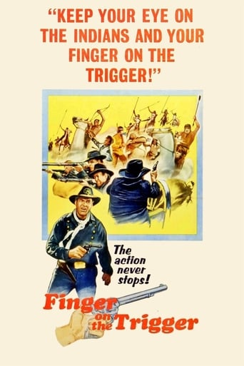 Poster of Finger on the Trigger