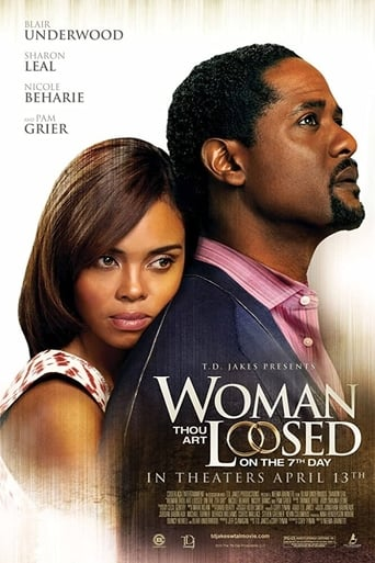 Poster of Woman Thou Art Loosed: On the 7th Day