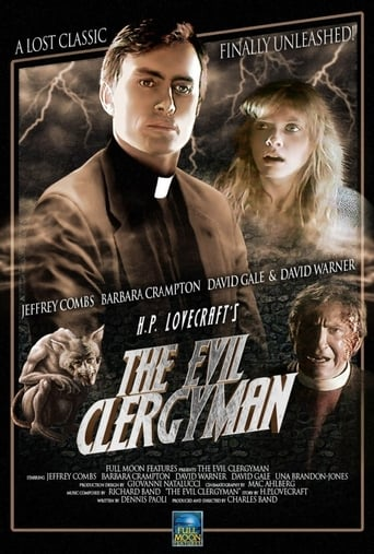 Poster of The Evil Clergyman