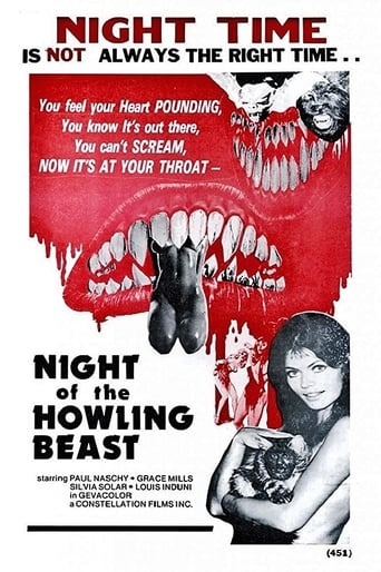Night of the Howling Beast