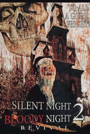 Poster of Silent Night, Bloody Night 2: Revival