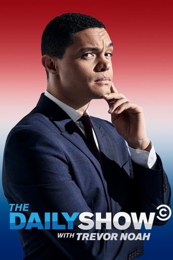 Poster of The Daily Show with Trevor Noah