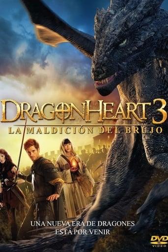 Poster of Dragonheart 3: La maldición del brujo