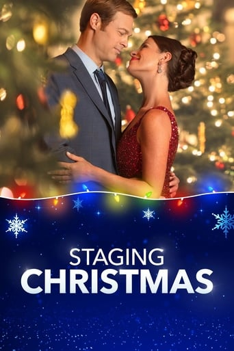 Poster of Staging Christmas