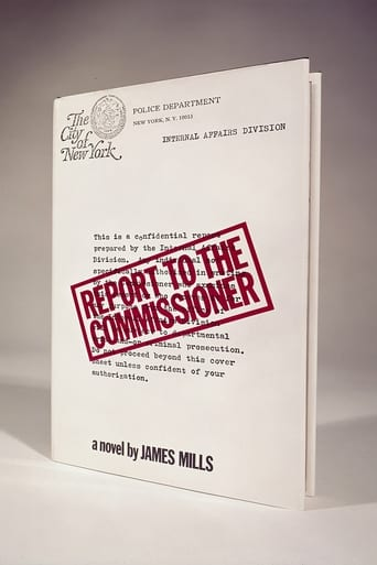 Report to the Commissioner poster