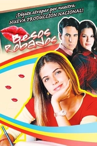 Poster of Besos Robados