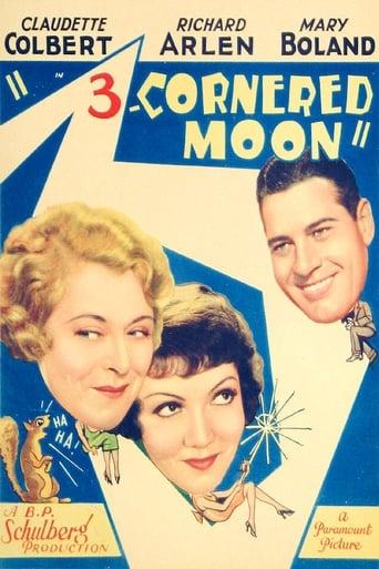 Poster of Three-Cornered Moon