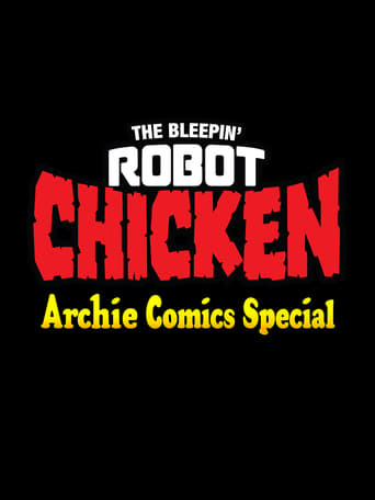 Poster of The Bleepin' Robot Chicken Archie Comics Special