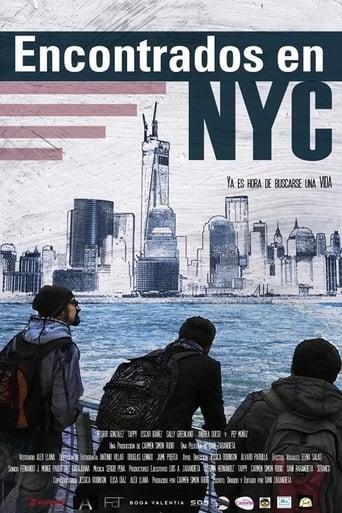 Poster of Encontrados en NYC