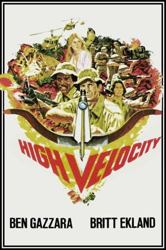 Poster of High Velocity
