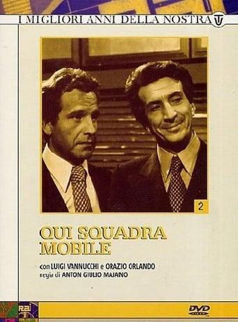 Poster of Qui squadra mobile