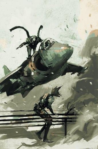 Poster of Metal Gear Solid 2: Digital Graphic Novel