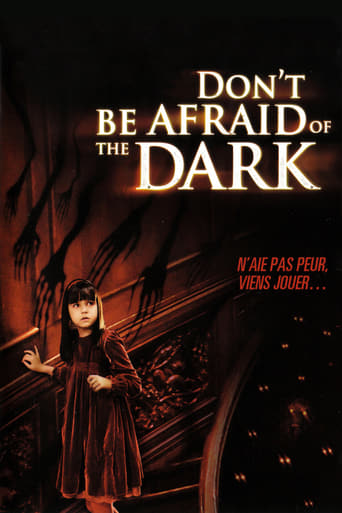 Poster of Don't Be Afraid of the Dark