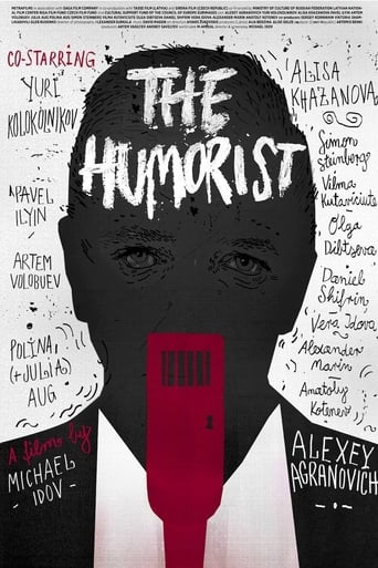 Poster of The Humorist
