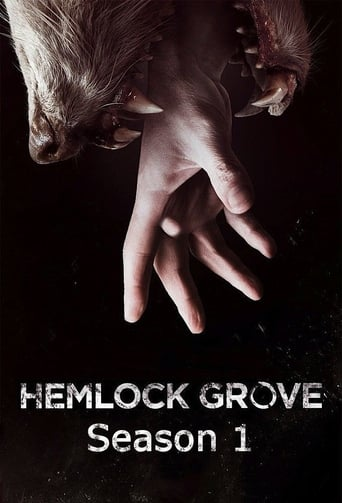 Hemlock Grove 1ª Temporada - Poster