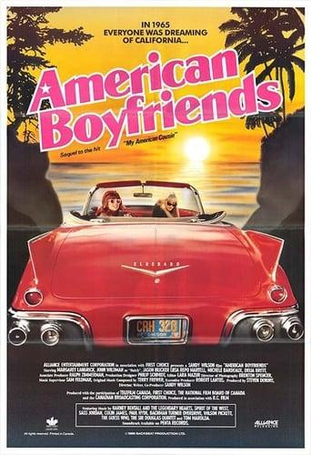 Poster of American Boyfriends