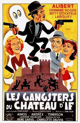 Poster of Les gangsters du château d'If