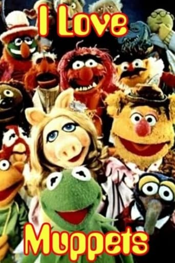 Poster of I Love Muppets