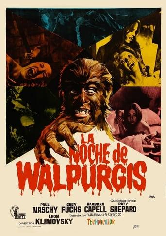 Poster of La noche de Walpurgis