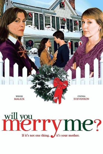 Will You Merry Me? poster