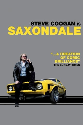 Poster of Saxondale