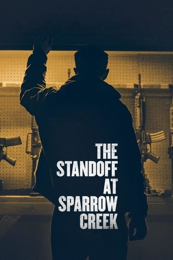 Poster of The Standoff at Sparrow Creek