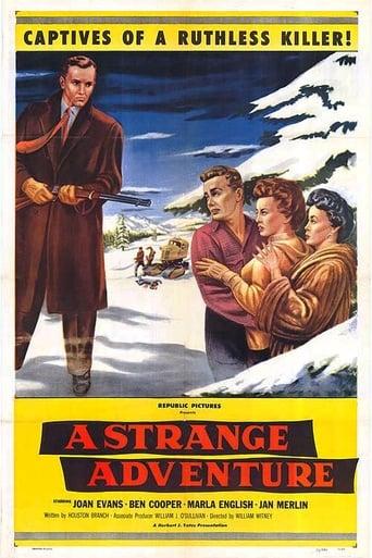 Poster of A Strange Adventure