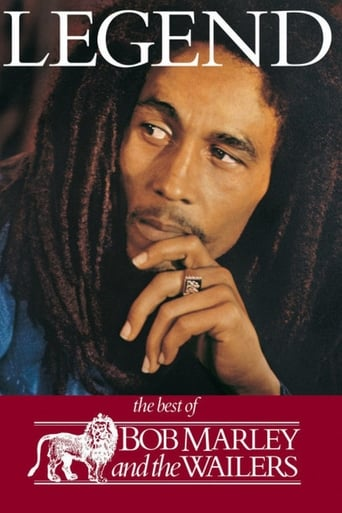 Poster of Bob Marley & The Wailers - Legend