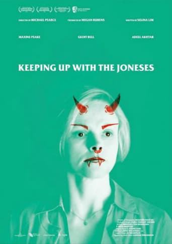 Poster of Keeping Up with the Joneses