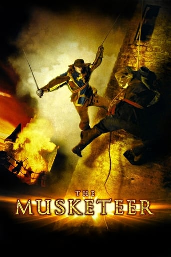 Poster of The Musketeer