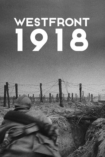Westfront 1918: Vier von der Infanterie Poster