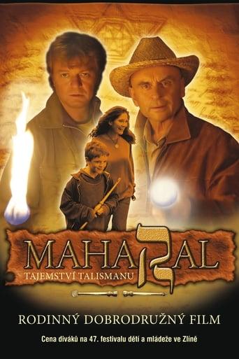 Poster of Maharal – Tajemství talismanu