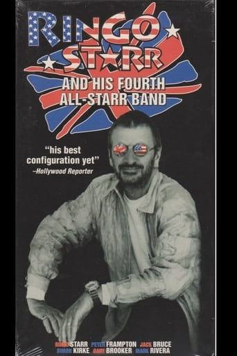 Poster of Ringo Starr And His Fourth All Starr Band