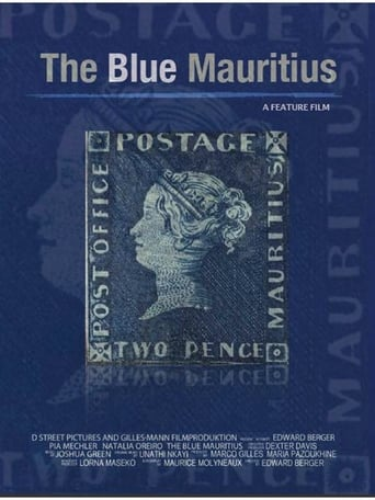 The Blue Mauritius poster