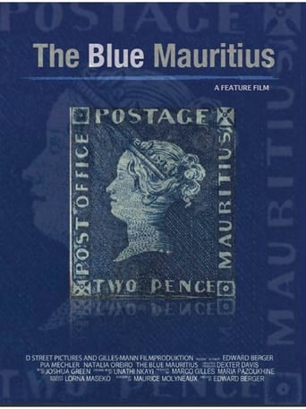 Poster of The Blue Mauritius