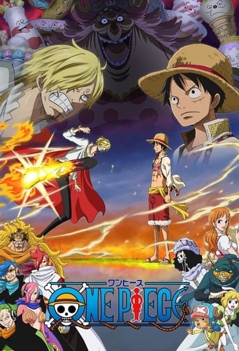 Poster of One Piece