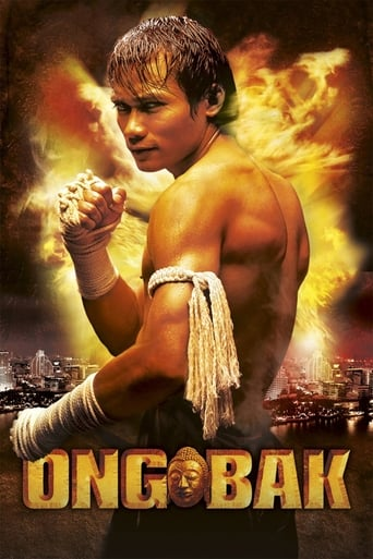 Poster of Ong Bak: Muay Thai Warrior