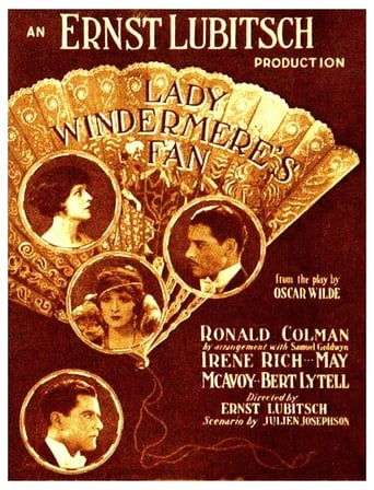 Poster of Lady Windermere's Fan