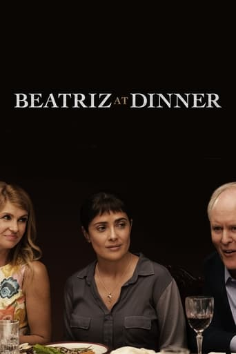 Poster of Beatriz at Dinner