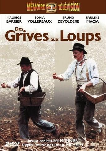 Poster of Des grives aux loups