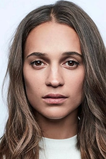 Image of Alicia Vikander