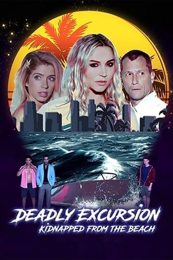 Poster of Deadly Excursion: Kidnapped from the Beach