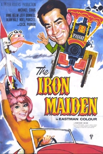 Poster of The Iron Maiden