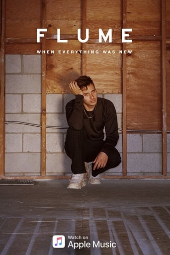 Poster of Flume: When Everything Was New