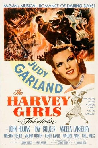 Poster of The Harvey Girls